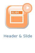 คู่มือการใช้งานเว็บไซต์สำเร็จรูป ninenic-ออกแบบเว็บไซต์ - ใส่ภาพสไลด์ บริเวณส่วนบนของเว็บไซต์