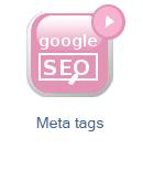 คู่มือการใช้งานเว็บไซต์สำเร็จรูป ninenic - ประชาสัมพันธ์เว็บไซต์ /Search Engine - seo - การใส่ meta tag,keyword,title