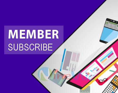เว็บไซต์สำเร็จรูป ninenic เว็บเพจสมัครสมาชิก member subscribe