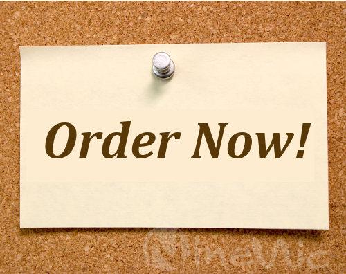 เว็บไซต์สำเร็จรูป ninenic เว็บเพจฟอร์มสั่งซื้อสินค้า order form