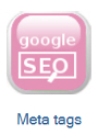 การใส่ Meta tag/description และ keyword ของเว็บไซต์